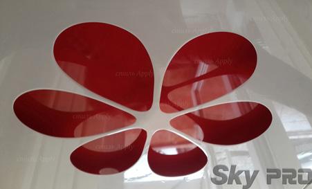 3Д резные потолки фото