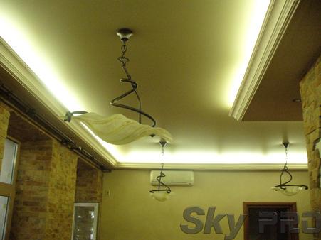 Установка и монтаж светодиодной ленты